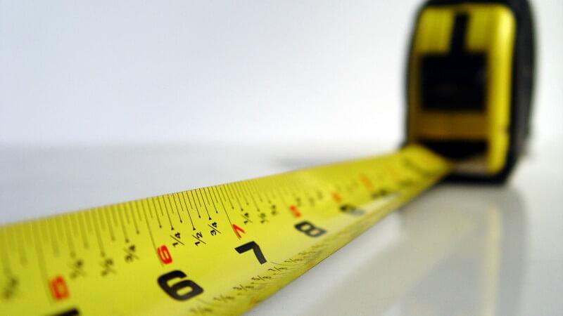 Los métodos de medición