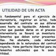 Tipos de actas (2)