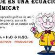tipo de ecuacion quimica