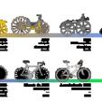 tipos de bici